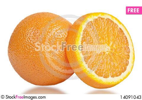 Free Fresh Juicy Oranges Stock Photos - 14091043