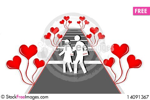Free Love Couples Royalty Free Stock Photography - 14091367