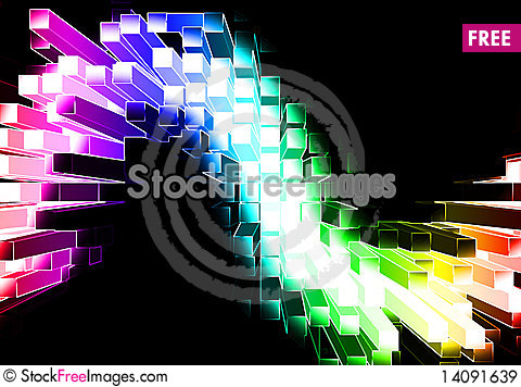 Free Colored Background Royalty Free Stock Images - 14091639