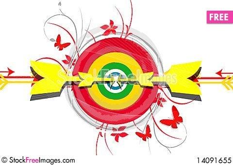 Free Arrow Target Point Royalty Free Stock Photo - 14091655