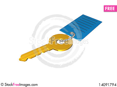 Free Key Stock Images - 14091794