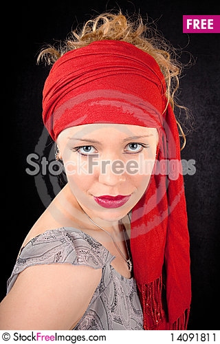 Free Portrait Of A Girl Stock Image - 14091811