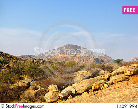 Free Erongo Mountains Stock Images - 14091994