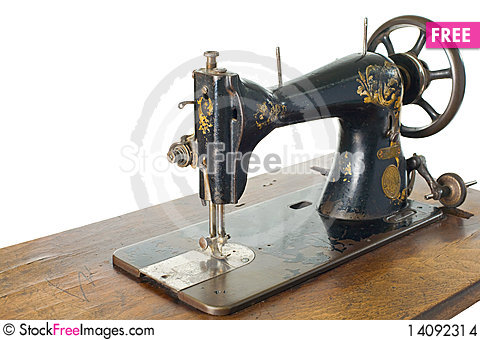 Free Sewing Machine Stock Images - 14092314