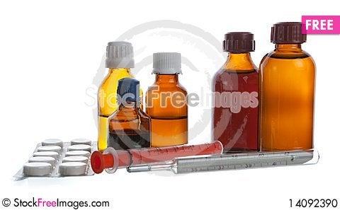 Free Medical  Background Stock Photo - 14092390