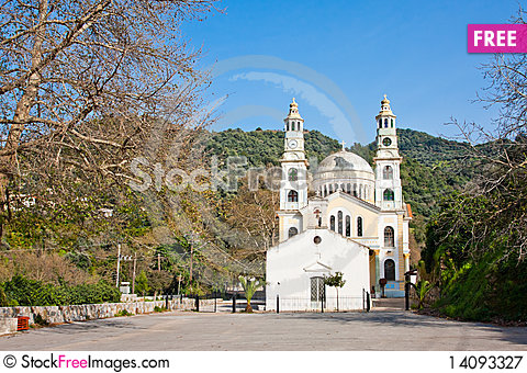 Free Church In Meskla Royalty Free Stock Photography - 14093327