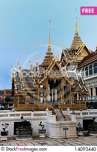 Free Grand Palace Stock Photo - 14093440