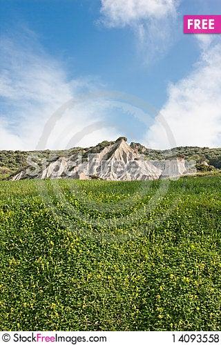 Free Komolithi Geological Phenomenon Royalty Free Stock Photos - 14093558