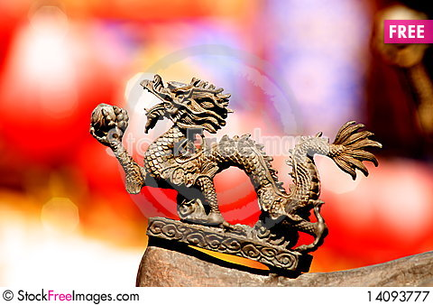 Free Chinese Ornament Royalty Free Stock Photography - 14093777