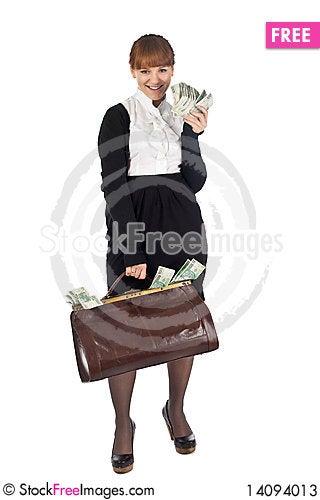Free Rich Girl Stock Photos - 14094013