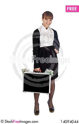 Free Rich Girl Stock Images - 14094044