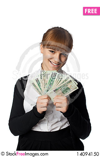 Free Rich Girl Stock Photo - 14094150