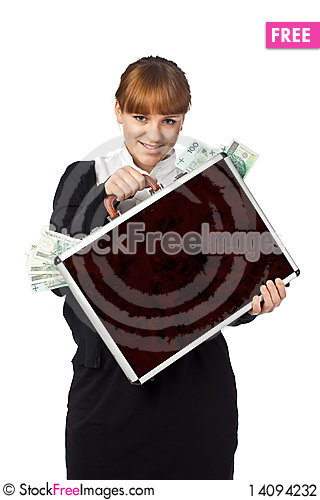 Free Rich Girl Stock Photography - 14094232