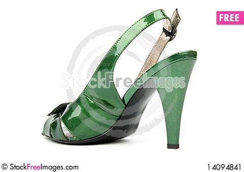 Free High Heels Shoe Stock Image - 14094841