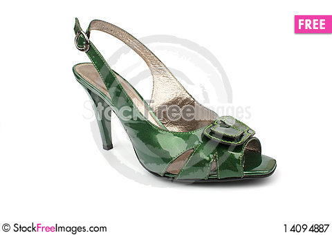 Free High Heels Shoe Royalty Free Stock Photography - 14094887