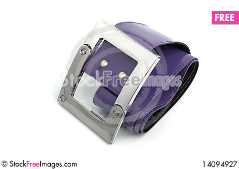 Free Buckle Belt Royalty Free Stock Photography - 14094927