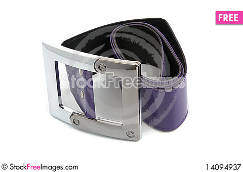Free Buckle Belt Royalty Free Stock Photography - 14094937