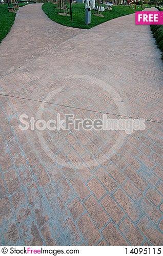 Free Merging Path Royalty Free Stock Photo - 14095115