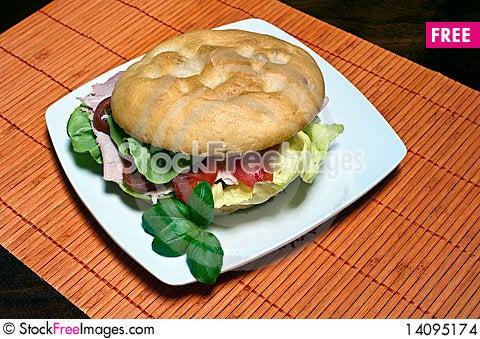 Free Italian Snack 5 Stock Images - 14095174