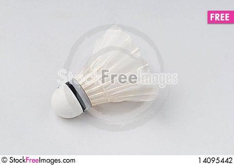 Free Shuttlecock Stock Photography - 14095442