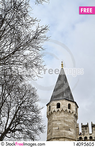 Free Turkey, Istanbul, Topkapi Palace Royalty Free Stock Photo - 14095605