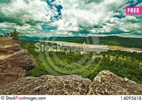 Free Kong River Royalty Free Stock Photos - 14095618