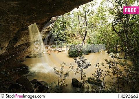 Free Heart Shape Waterfall Stock Photos - 14095663