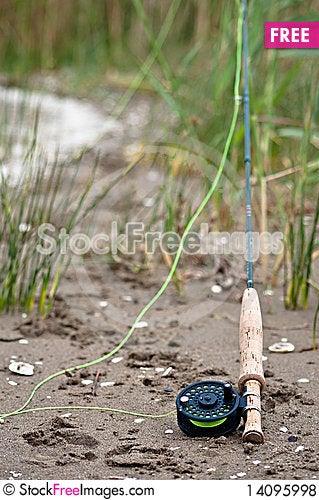 Free Fly Fishing Royalty Free Stock Photos - 14095998