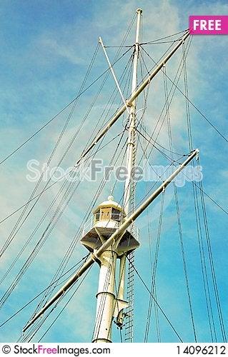 Free The Mast Stock Photography - 14096212