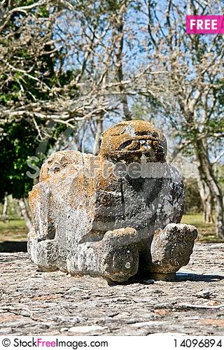 Free Mayan Ruins Stock Images - 14096894