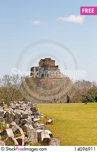 Free Mayan Ruins Stock Image - 14096911