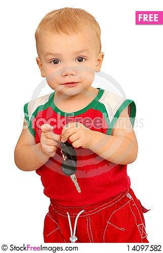 Free Little Boy Stock Photography - 14097582
