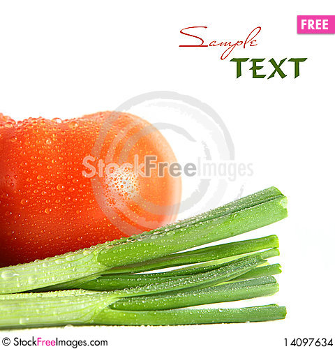 Free Vegetables. Shallow DOF Stock Images - 14097634