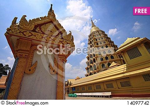 Free Pagoda Stock Photography - 14097742