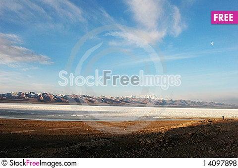 Free Scenery In Tibet Royalty Free Stock Photos - 14097898