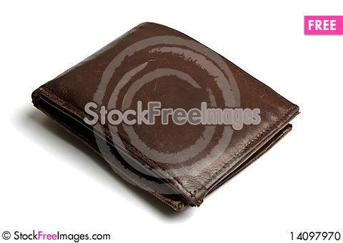 Free Wallet Stock Photo - 14097970
