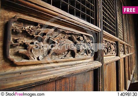 Free Wood Carve Stock Photo - 14098130