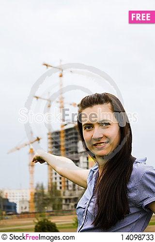Free Building Under Construction Stock Photos - 14098733