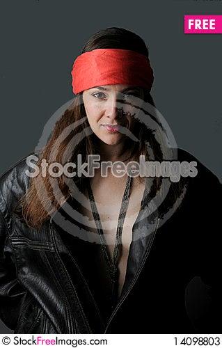 Free Tough Woman Stock Photos - 14098803