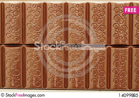 Free Chocolate Royalty Free Stock Photo - 14099885