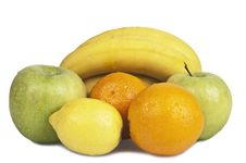 Free Assorted Fruits Stock Photo - 14091020