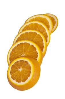 Free Orange Refresment Stock Photo - 14091070
