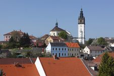 Free Royal Town Litomerice Scenery Stock Photos - 14091133