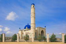 Free Muslim Orthodox Islamic Mosque. Stock Photo - 14091240