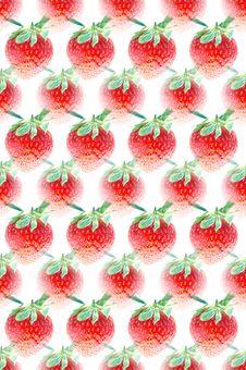 Free Strawberry Tile Stock Photos - 14092403