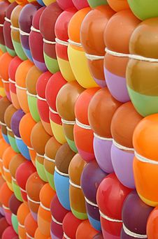 Free Colorful Baloons Stock Photography - 14093082