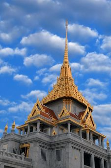 Free Thai Temple Stock Photo - 14093210