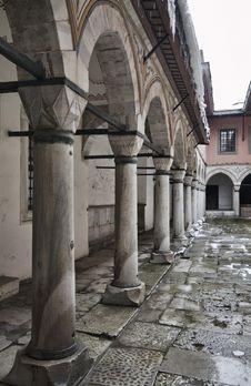 Free Turkey, Istanbul, Topkapi Palace Royalty Free Stock Photo - 14093745