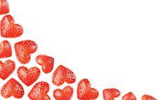 Free Hearts Background Royalty Free Stock Photos - 14095548