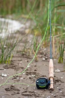 Free Fly Fishing Royalty Free Stock Photos - 14095998
